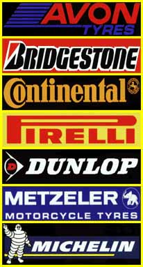 The Best From All The Leading Tyre Manufacturers